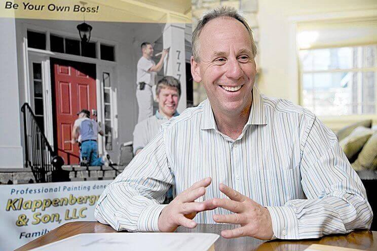 David Klappenberger, owner image