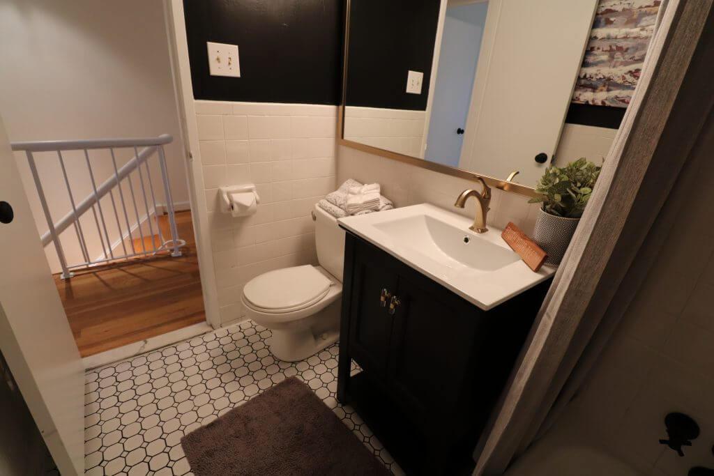 toilet repair by Klappenberger & Son