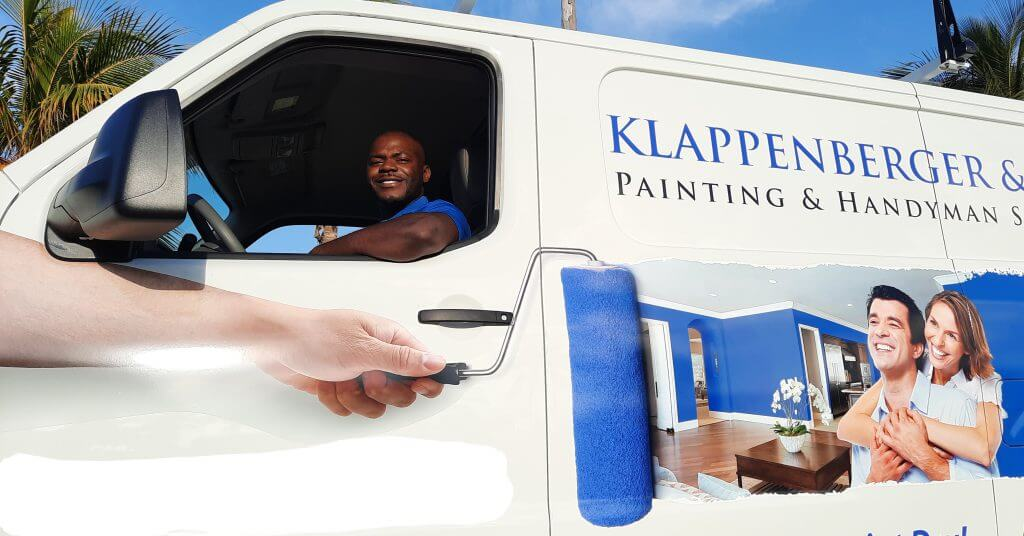 Painting Contractor in Van