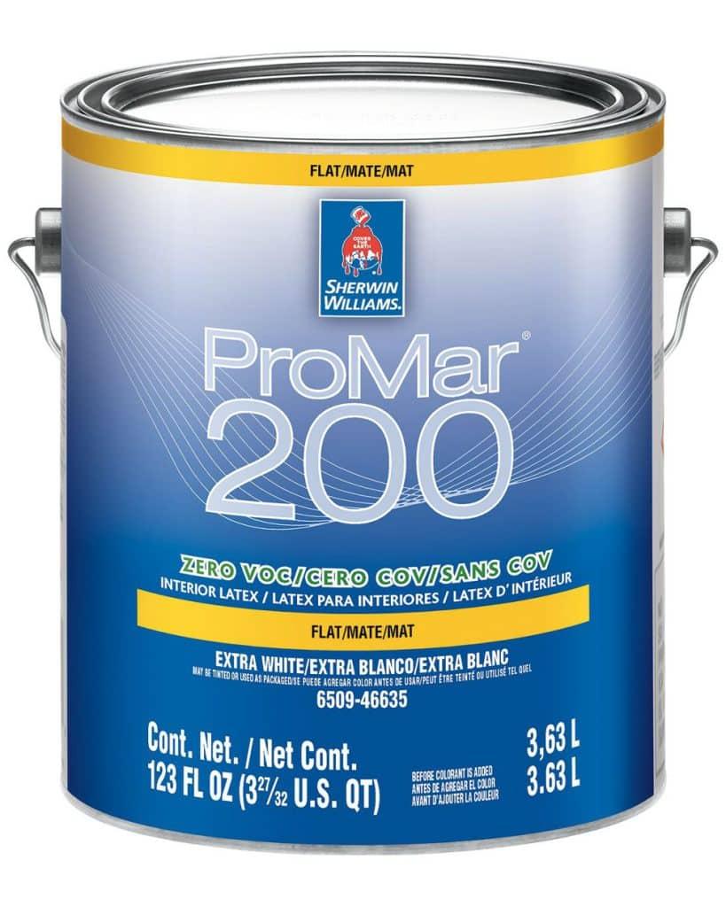 Promar 200 can flat