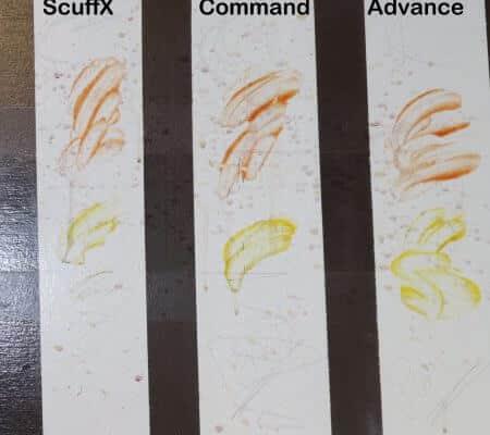 Washability and Durability of Command Semi-Gloss