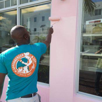 Exterior Painting in Miami