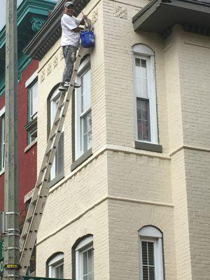 Brick Painting Georgetown (1)