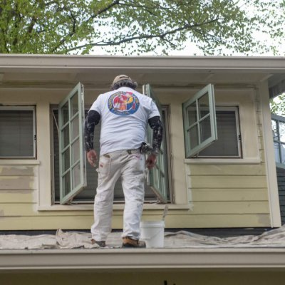Exterior Painting Company in Bethesda paint Arts and Craft Home