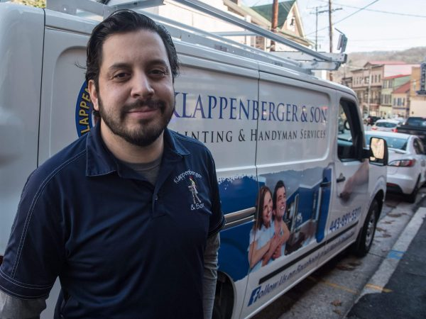 Maryland painting company in Howard County Klappenberger & Son