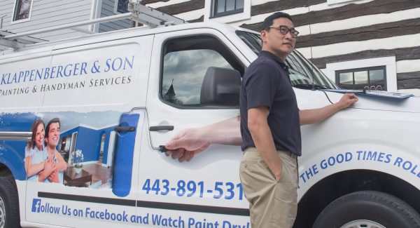 Maryland Painting company in Carroll and Frederick CountyCounty