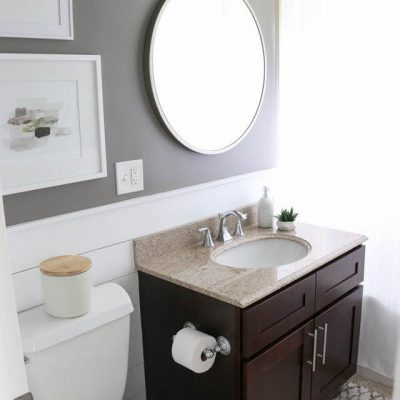 sink and faucet installation
