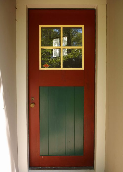 Replacing doors can be difficult when it is a custom size