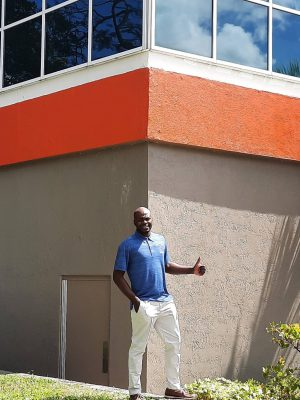 Painting Brick and Stucco