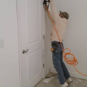replacing a door with the right size