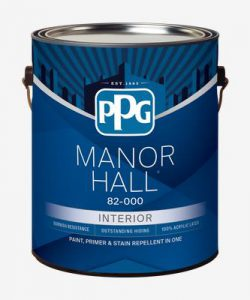 PPG Semi-Gloss Manor Hall Can