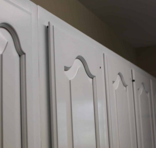 Painting Kitchen Cabinets in Montgomery CTY by Klappenberger & Son