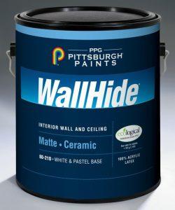 PPG Semi gloss WallHide Can
